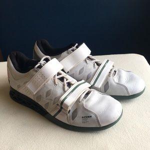 Reebok U-Form Crossfit shoes size 11